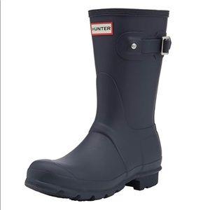 NIB Women's Original Hunter Short Rain Boots